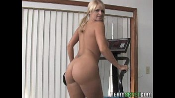 pale blonde edwards brandi impaled skinned Fuck and in kitchen