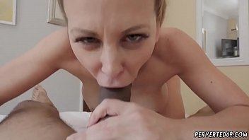 in and mom kitchen fucking the son Cuckold sucking wife sperm filled cunt and black bulls coc