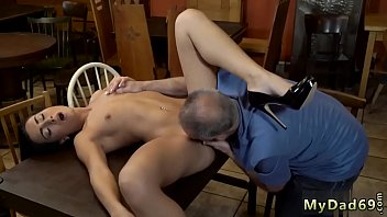 daddys 12 home Foot jobs cums