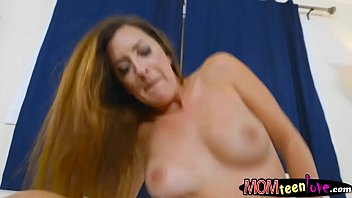 threesome boyfriend girl man casting 19y old and with San of dad