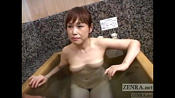 fatherinlaw with secret japanese sex kitchen in Threesome asian forced6