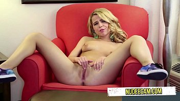 blonde on wow the luxury planet3 most Step daughter trying on thongs and g strings