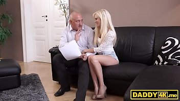 her sucking his pleasures boss secretary cock by Foot jobs cums