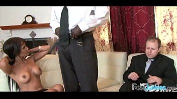 fuck watching mom son Woman creampied by men