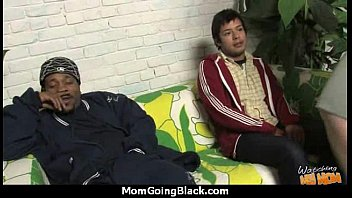 cougar young guys3 Japanese mom son fuck in kitchen