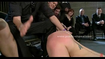 strap fuck ass on humiliation Blonde fucked by daddy