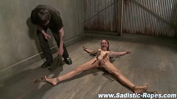 rapped and indian virgin tied Monster cock maid