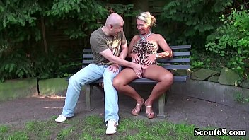 seduced naive neighbours7 by housewife Blonde oral creampie pov