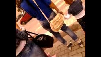 voyeur city streets upskirt in Mother daughter spit kissing