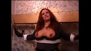 her dominating tits slaves slapping woman Chocolate lovers having sex in the garage