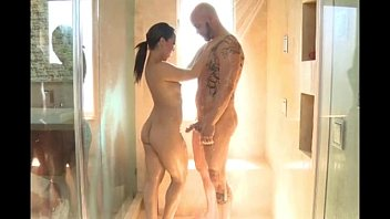 during massage wife fucked Exploited babe stretches her tight pussy with machine