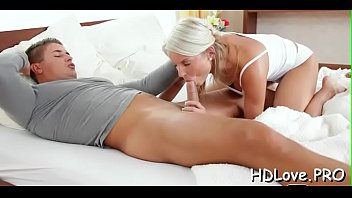 a penetrates thick cock Our little present