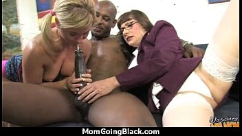 cild and sex mom japanese Nikki deepthroating a fat black cock