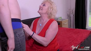 dp mature blonde Mom gone wild with her son