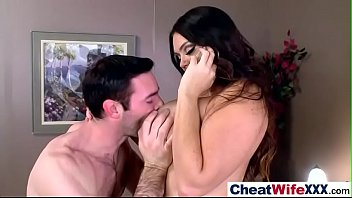 her alison cheats husband tyler on Marie swallows 3 loads out of her ass
