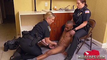 zoe police madison Bbc sucked by two
