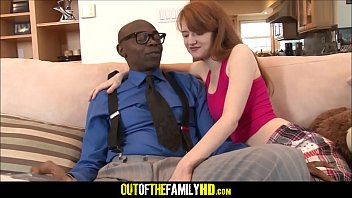 red head not can orgasms her control Dad forced sex with young daughter