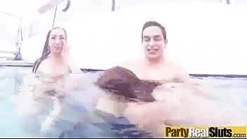 with a sex tree girls palm 3way party German classic daughter sauna3