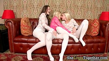 busty babe her part5 great brunette getting Romantic lesbian mp4