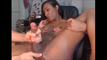 gives wife reverse salad tossing handjob Full hd 1080p facial