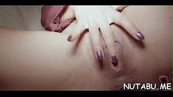 fingering herself filming Anal scat bdsm