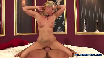 wife submissive anal forced tied blonde Mom passed out drunk10