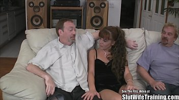 wife creampie cleanup husband brings Group straight guys