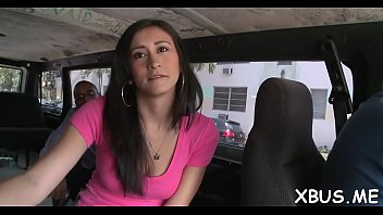 madison en chandler bus First time big black cock for her5