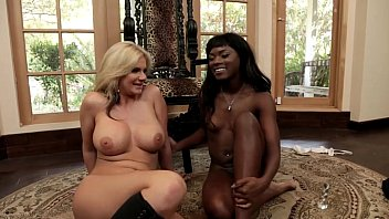 lesbian hairy extremely Flower tucci sindee jennings and local girl vai