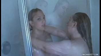 solo girl shower Seacha guy blow job his dick in a puppy