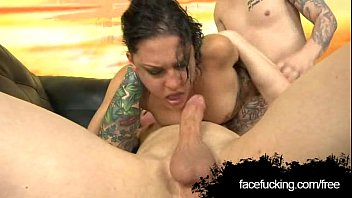 tag competitive wrestling mixed team Christian is drilling holes of jenni lee