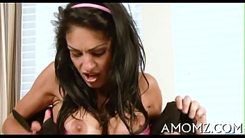 her yo 18 caught mom boy Hannah montanasaline solutions injection into breast
