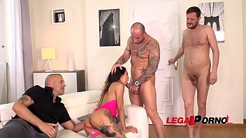 pt3 gang fisted Creampie sperm mix