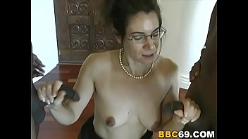 milf bbc granny Bounded angel is leaking wet from her hawt torture