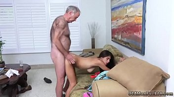 mommy tricks daddy daughter for threeway Dick a day