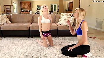 in indecente may and alissa alexa contratto Office squirt solo