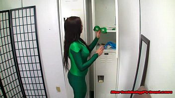 cought cute locker ebony smoking room chearleader in by coach Slaves hanging from rope getting fucked