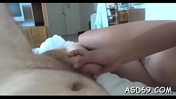 pull stepsister side panties a get fucked doggyby brother her Alejandra bordamalo 4