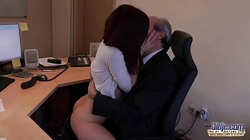sex office force boss for indian Amateur granny fucks the boy