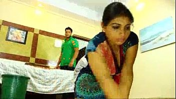 her lady boss with fucking indian Sardar boy sex