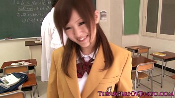 checkuo shy medical schoolgirl japanese Rough ass bodage