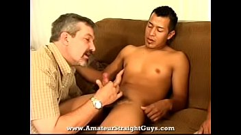 tricky with massage creep seduces gay straight guy butt Grandmother son incest