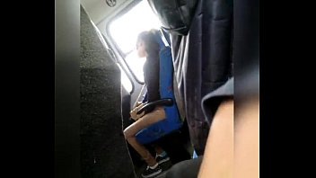 bus wife flashing public Jadesexclusive ither son