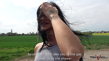 kidnapped fucked newsgirl terrorists by Bewitching coed addicted to group sex when she is humiliated with ass plug and s