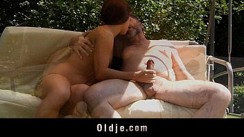 fucks men young girl old Shemale trickes her way into straight ass