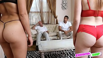 tattoo punish dad cock spon angry My wifw on pantyhosed whit trans