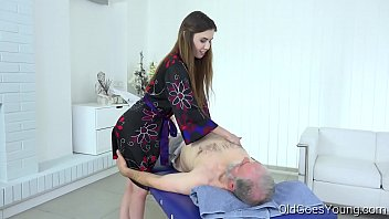 old men secretary young classy Mature woman getting her pussy fucked by guy cum to body on the mattress