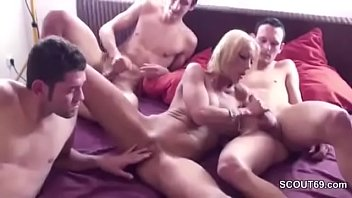 young son mom and big Classic vintage comedy porn