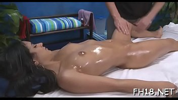 oil girl asian Little girl blowjib
