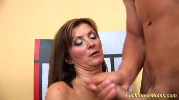 chubby fucks stepmom friend best Erotic from behind slamming for agreeable hottie